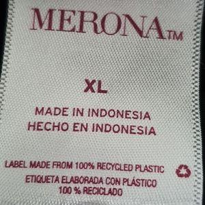 Merona Swim - Merona Black Bikini Skirt